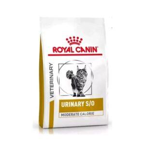 Royal Canin д/к Уринари Модерайт Кэлори 0.4 кг