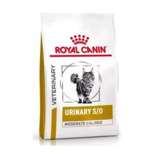 Royal Canin д/к Уринари Модерейт Кэлори  0.4 кг