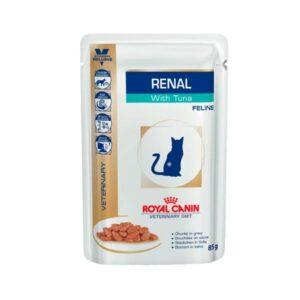 Royal Canin пауч Ренал с рыбой 0.085 кг