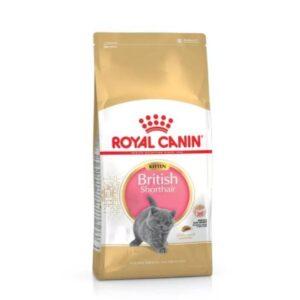 Royal Canin Британская короткошерстная Киттен 0.4 кг