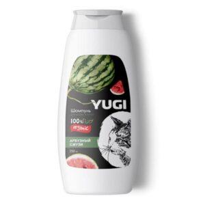 Шампунь YUGI для кошек и котят арбузный смузи