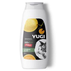 Шампунь YUGI для кошек и котят сладкая дыня