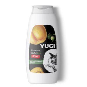 Шампунь YUGI для кошек и котят абрикосовый джем