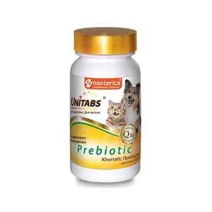 Витамины Юнитабс Prebiotic для кошек и собак