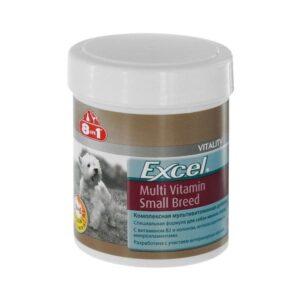 Витамины 8in1 эксель мультивитамины для собак мелких пород
