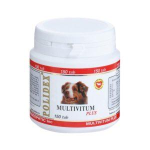 Витамины полидекс мультивитум плюс 150
